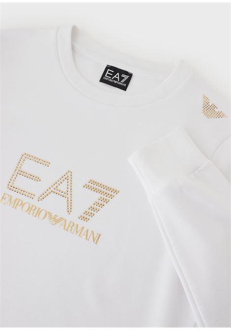 EA7 FELPA DONNA EA7   FELPA   8NTM451100