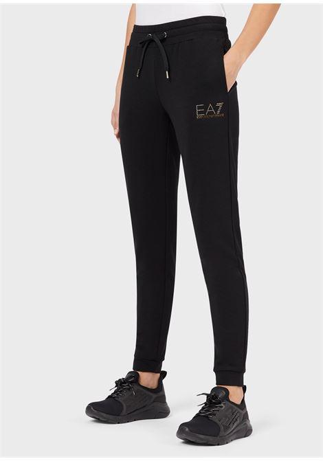EA7 PANTALONE TUTA DONNA EA7 | Pantaloni | 8NTP661200