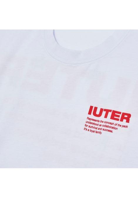 IUTER INFO LONG SLEEVE Iuter | T-SHIRT M/L | 21WILS09WHITE