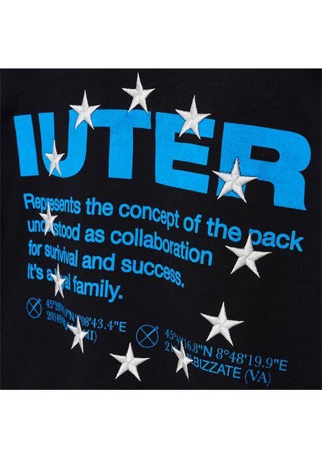 IUTER INFOR HOODIE Iuter | HOODIE | 21WISH09BLACK
