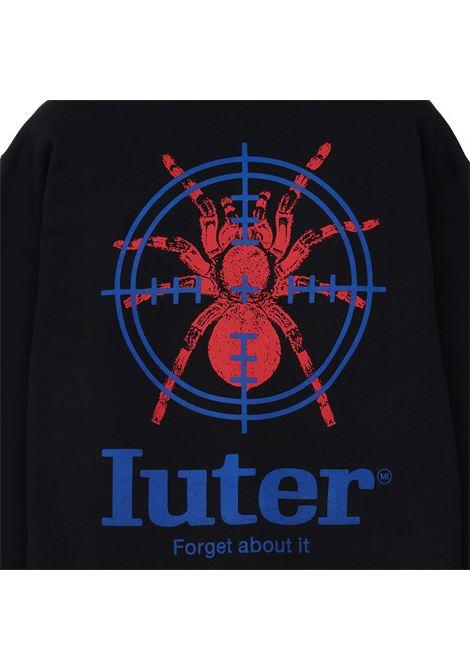 IUTER HOODIE TARGET Iuter | FELPA | 21WISH45BLACK