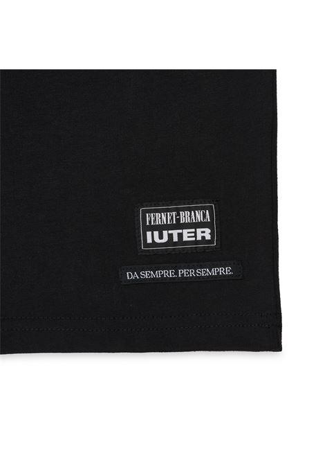 IUTER T-SHIRT INIMITABLE FERNET Iuter | T-SHIRT | 21WITS52BLACK