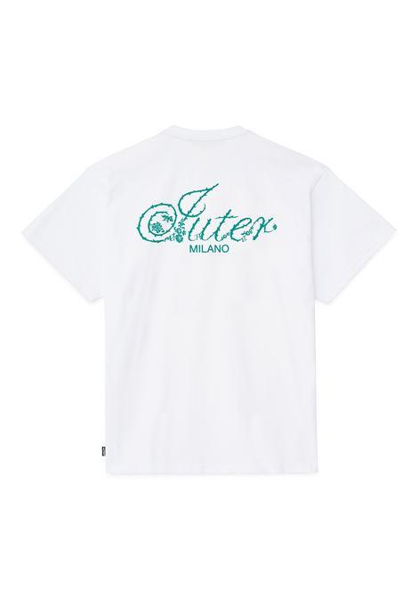 IUTER T-SHIRT POSTER Iuter | T-SHIRT | 21WITS55WHITE