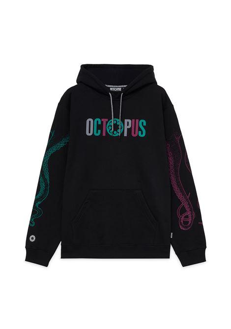 OCTOPUS LETTERZ LOGO HOODIE octopus | HOODIE | 21WOSH20BLACK
