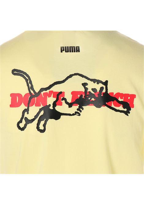 PUMA T-SHIRT SCOUTED SS UOMO PUMA   T-SHIRT   53212002