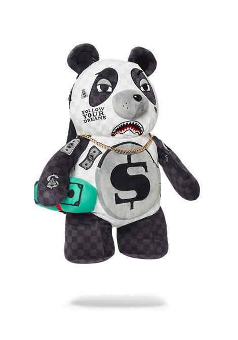 SPRAYGROUND TEDDY BEAR BACKPACK PANDA SPrayground | ZAINO | 910B3617NSZ-
