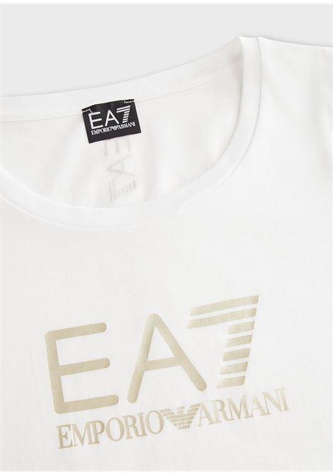 EA7 T SHIRT DONNA EA7   T-SHIRT   8NTT630102