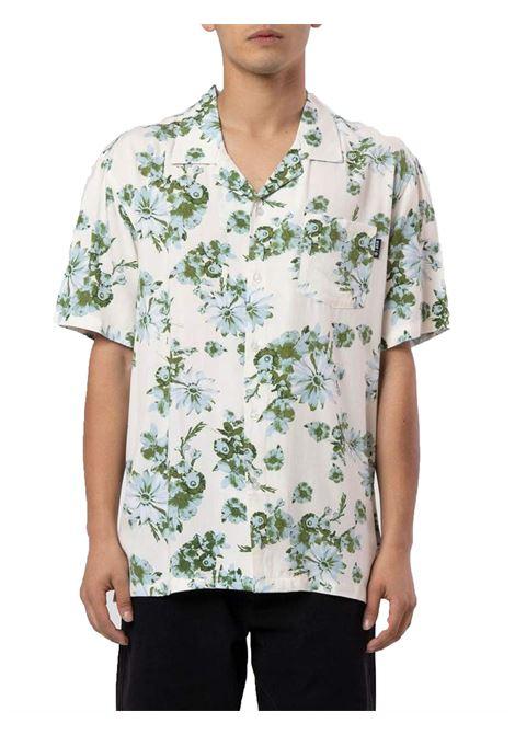 dazy s/s resort shirt HUF | TOP | 71121MC000021BLACK