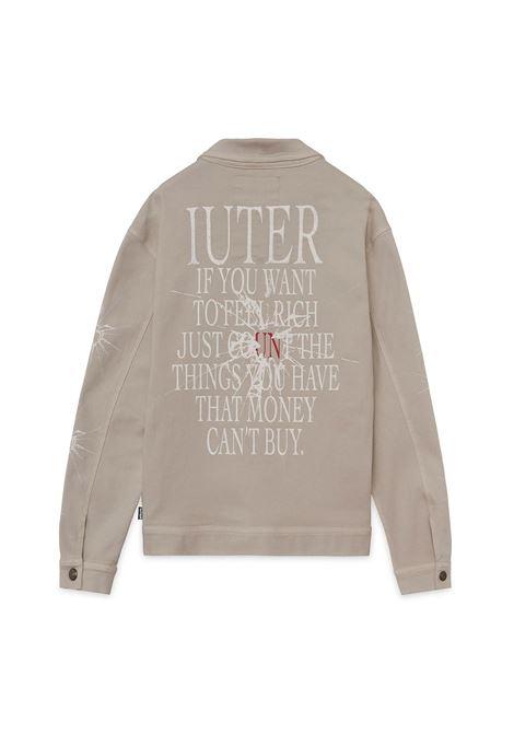 IUTER VALUE REDFORD COLLAR JACKET Iuter | JACKET | 21SIJD63GREY