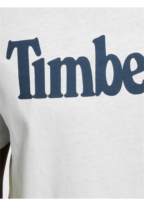 TIMBERLAND T-SHIRT KENNEBEC RIVER LINEAR TIMberland | T-SHIRT | 0A2C31100