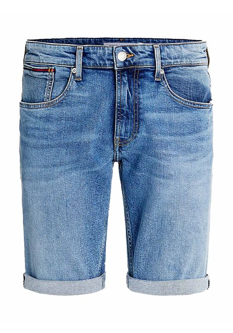TOMMY JEANS RONNIE RELAXED JEANS TOMMY HILFIGER | SHORT JEANS | DM105541A5
