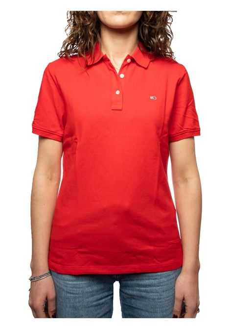 TOMMY JEANS POLO TOMMY HILFIGER | POLO | DW09199XNL
