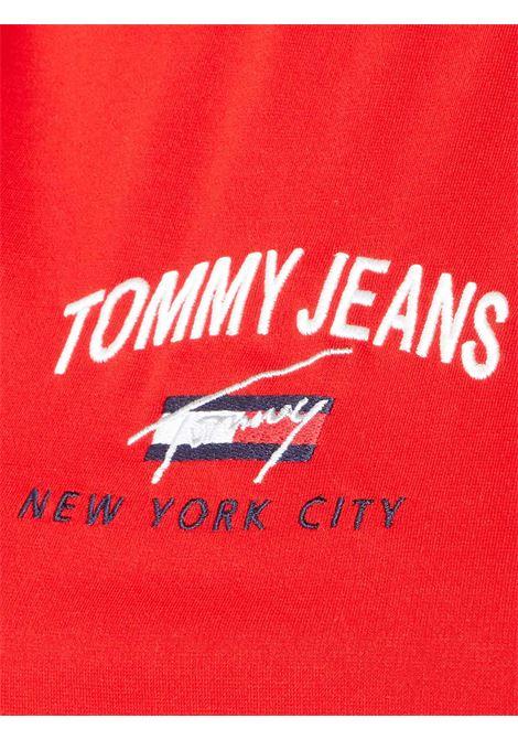 TOMMY JEANS DRESS TIMELESS SCRIPT TOMMY HILFIGER | VESTITINO | DW09936XNL