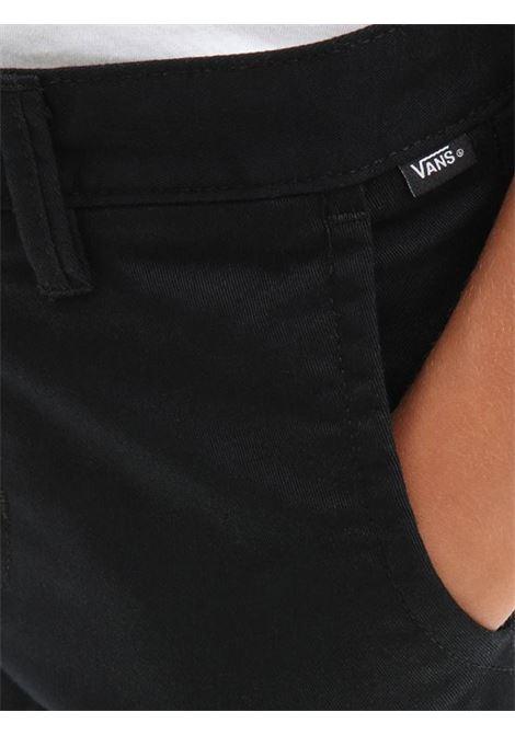 VANS SHORT AUTHENTICH SHORT BOY VANS   SHORT   VA3178BLK-