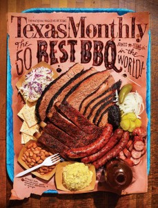 Texas Monthly Ranks Franklin BBQ #1 in Texas