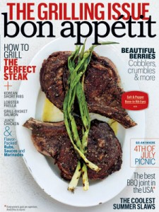 Bon Appetit Declares Franklin Best BBQ Joint in USA