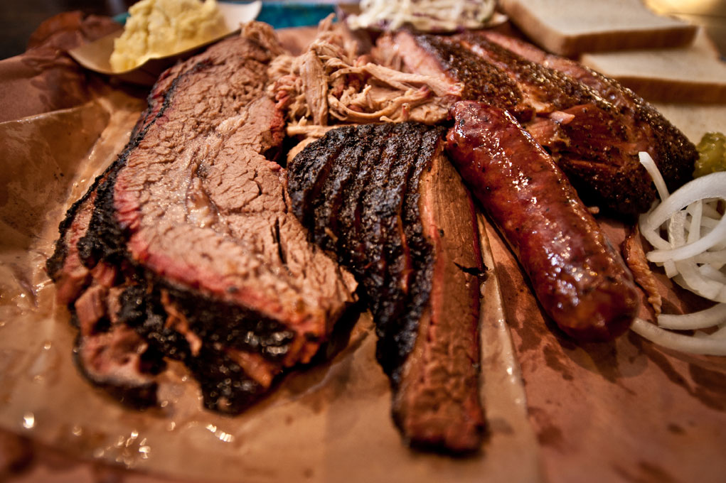 Franklin Barbecue Meats | Photo by Franklin Barbecue