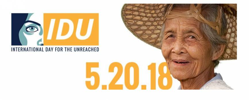 Annual Event for International Day for the Unreached
