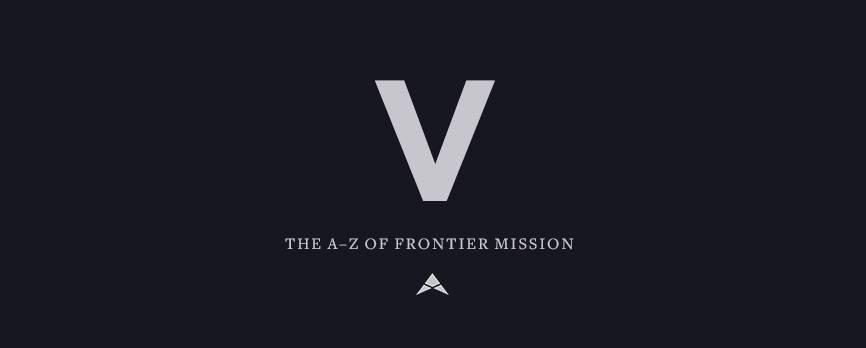 V is for VENTURE