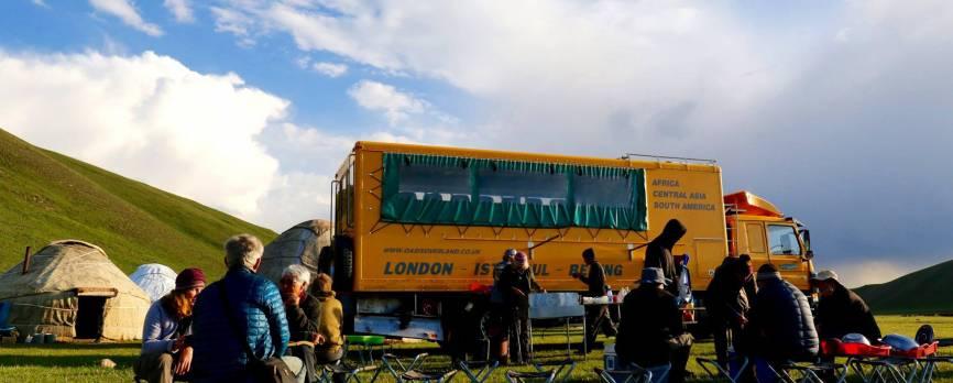 Nomad Truck Venture