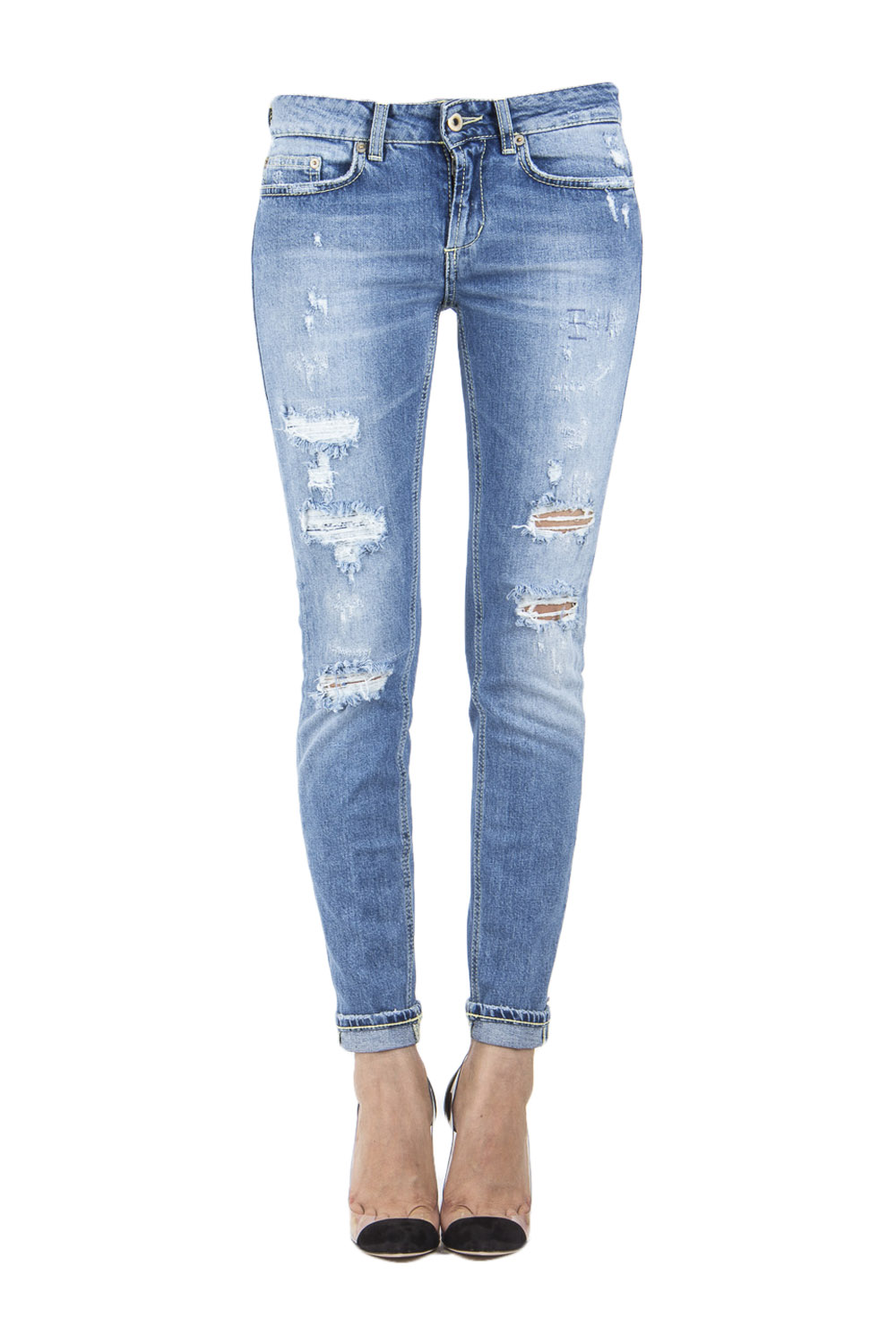 DENIM - Denim trousers Dondup
