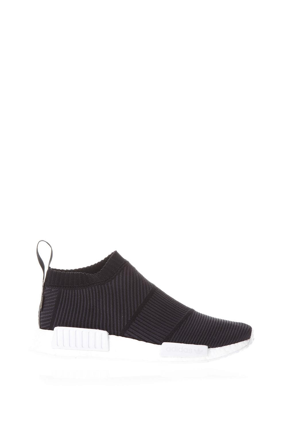 timeless design ac4c3 fa40a SNEAKERS NMD CS1 GTX IN BLACK PRIMEKNIT SS 2018 - ADIDAS ORIGINALS -  Boutique Galiano