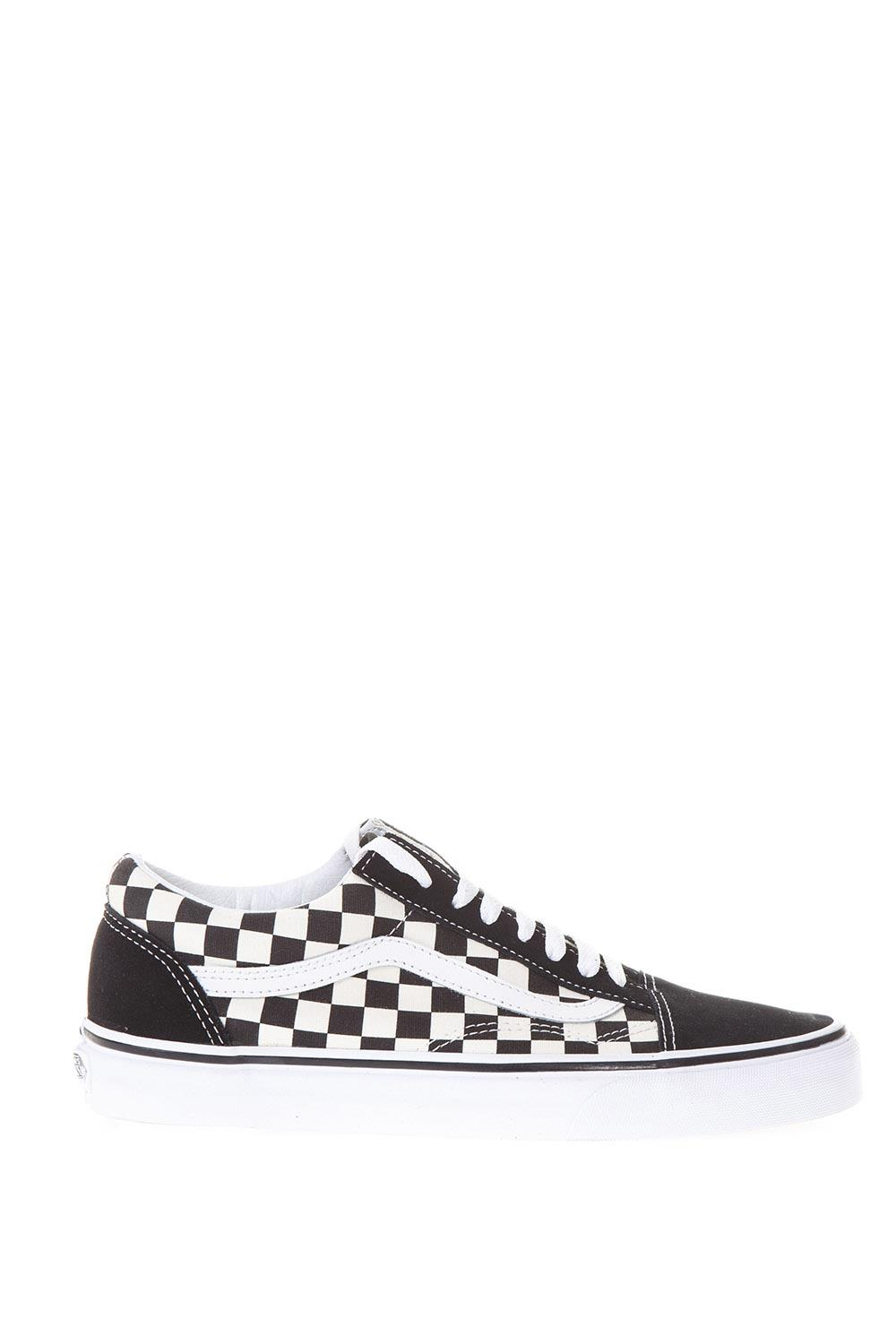 the best attitude c6395 76138 vans old skool bianche e nere