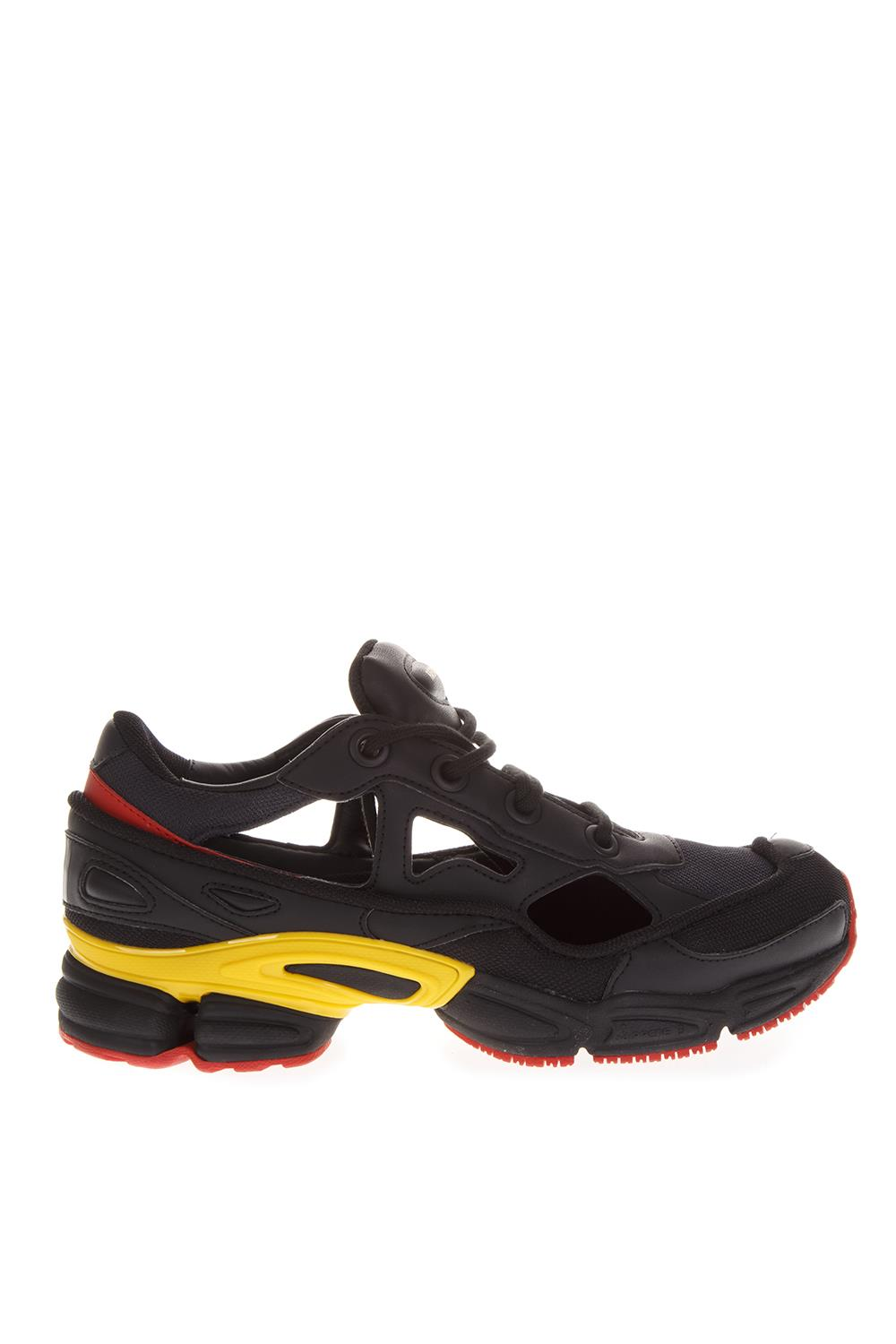 online store ae8a6 00858 BLACK REPLICANT OZWEEGO SNEAKERS BY RAF SIMONS FW 2018