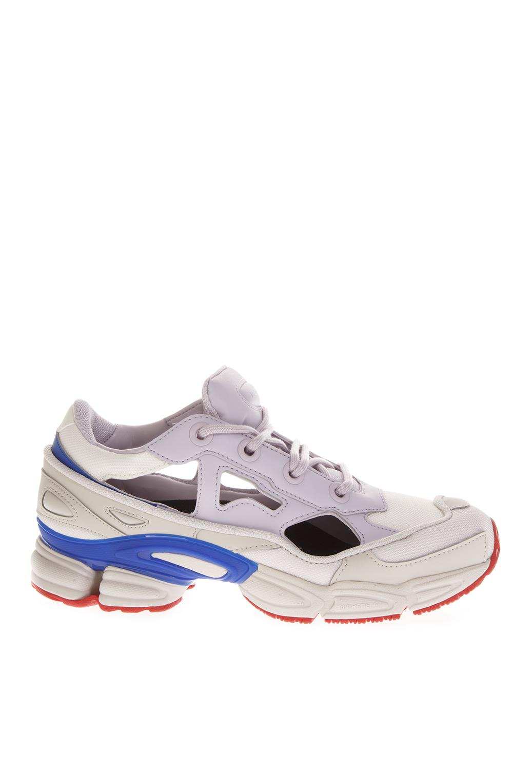 differently d01d0 13eaa WHITE REPLICANT OZWEEGO SNEAKERS BY RAF SIMONS FW 2018