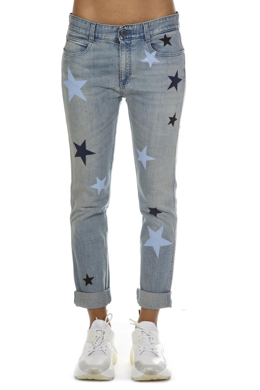 76fcd2158d7 BOYFRIEND STAR PATTERN JEANS FW 2018 - STELLA McCARTNEY - Boutique Galiano