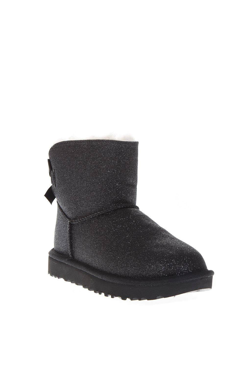 Black Sparkle Ugg Shoes