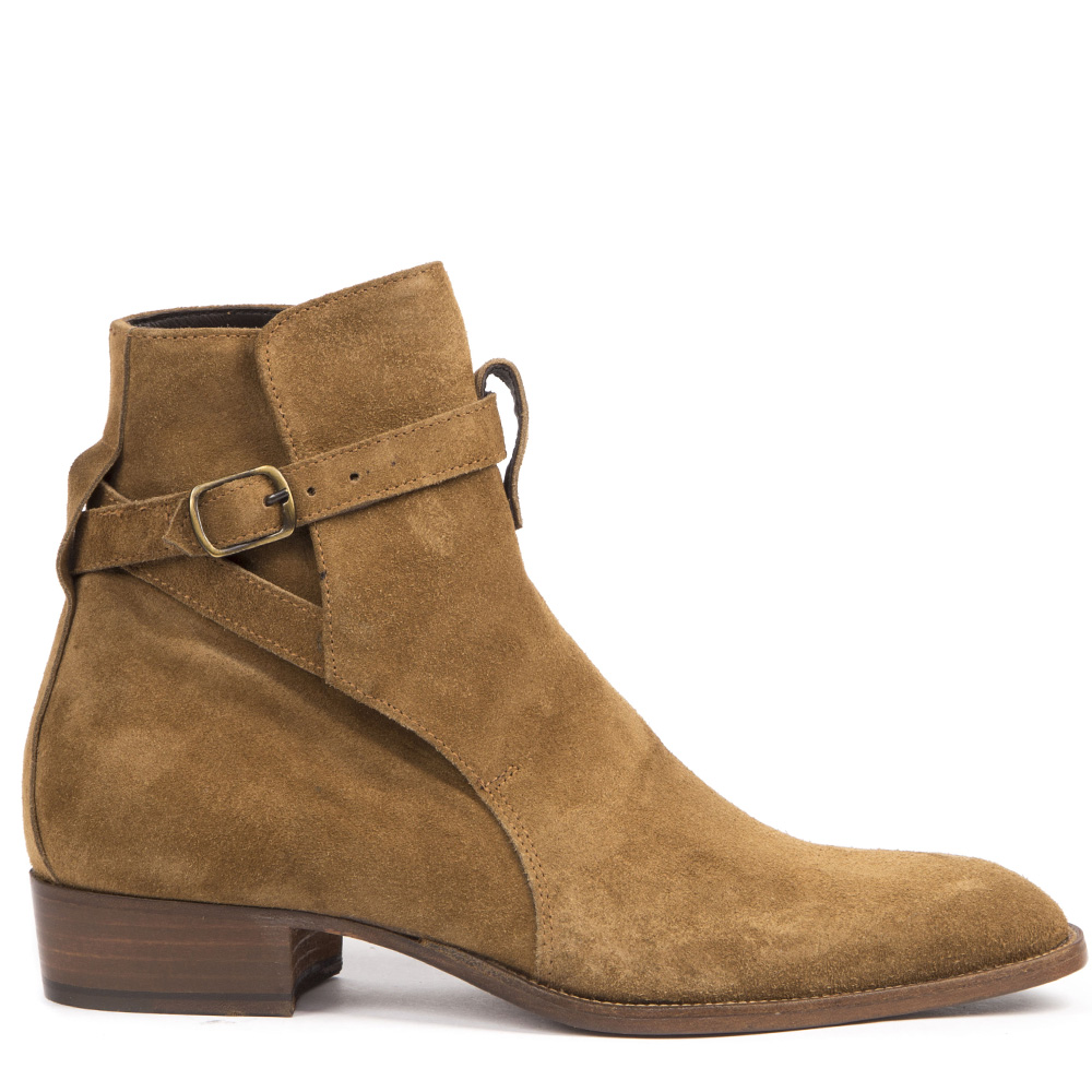 92bd303a75c FLASH HIGH TOP SUEDE ANKLE BOOTS FW 2019