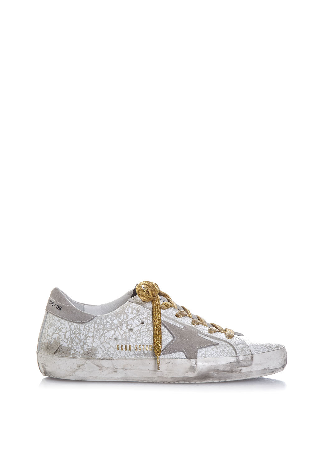 f711f4aff8be SUPERSTAR LEATHER SNEAKERS SS 2017 - GOLDEN GOOSE DELUXE BRAND - Boutique  Galiano