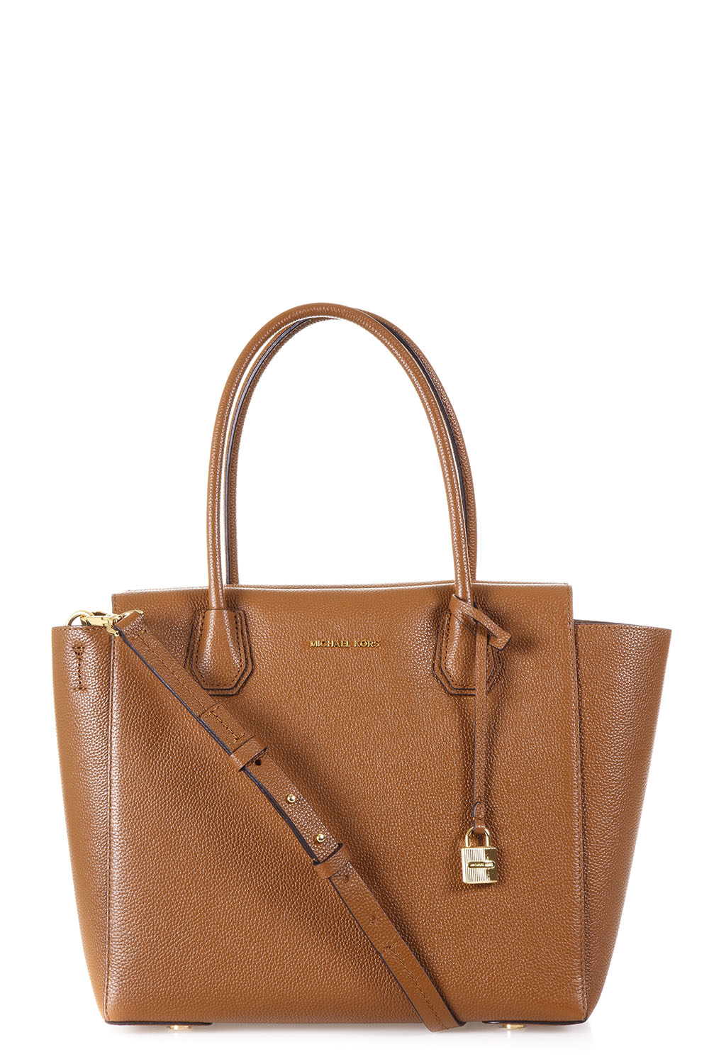 fdd9e32a1322 LARGE MERCER LEATHER TOTE SS 2017 - MICHAEL MICHAEL ...