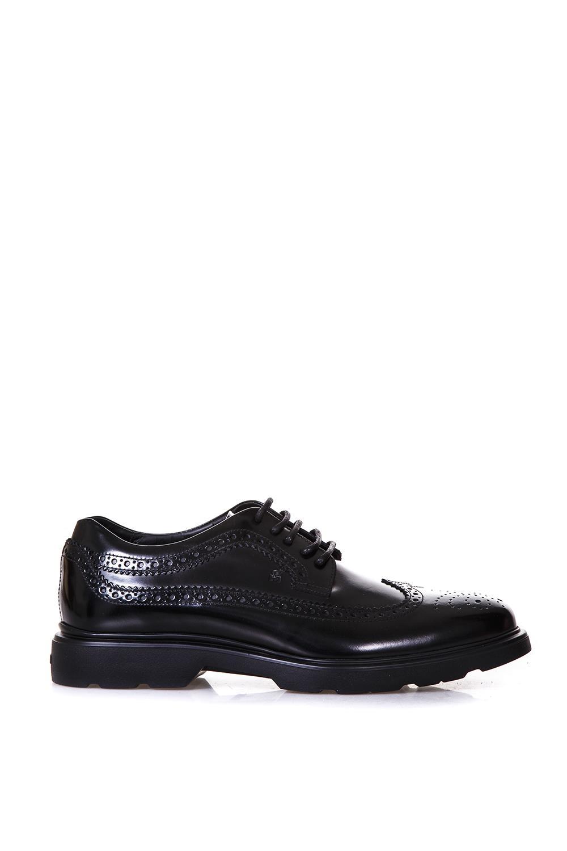 Black H304 derby shoes Hogan JNK2e0