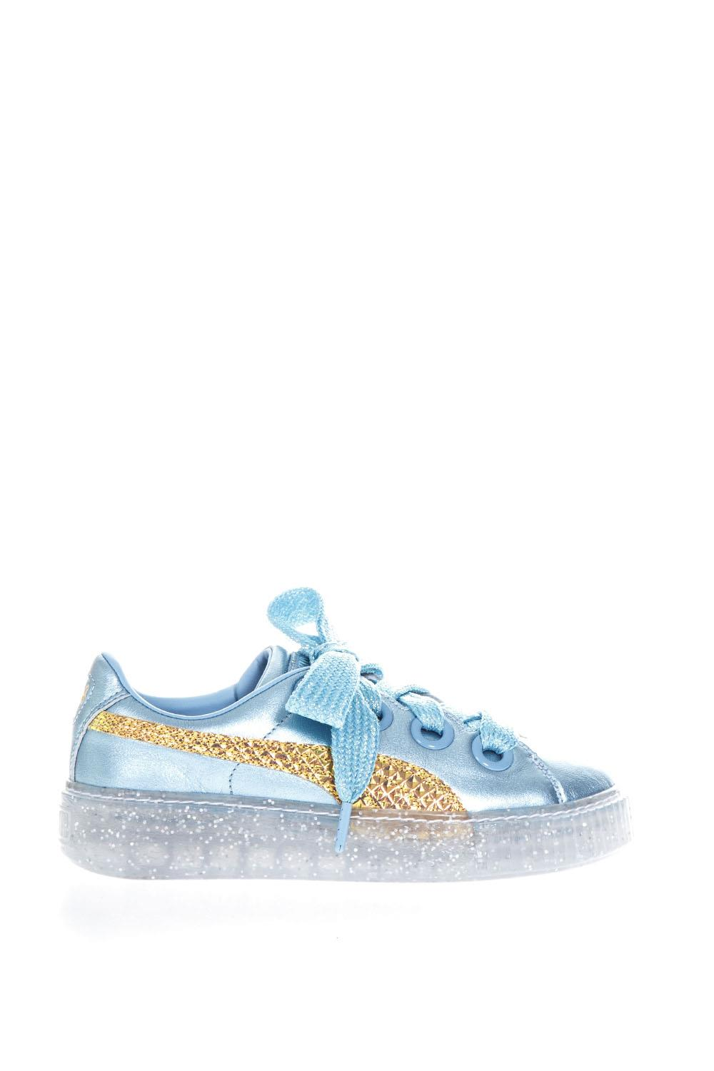 cae5bfe65dd PUMA X SOPHIA WEBSTER METALLIC LEATHER SNEAKERS SS 2018 - PUMA X SOPHIA  WEBSTER - Boutique Galiano