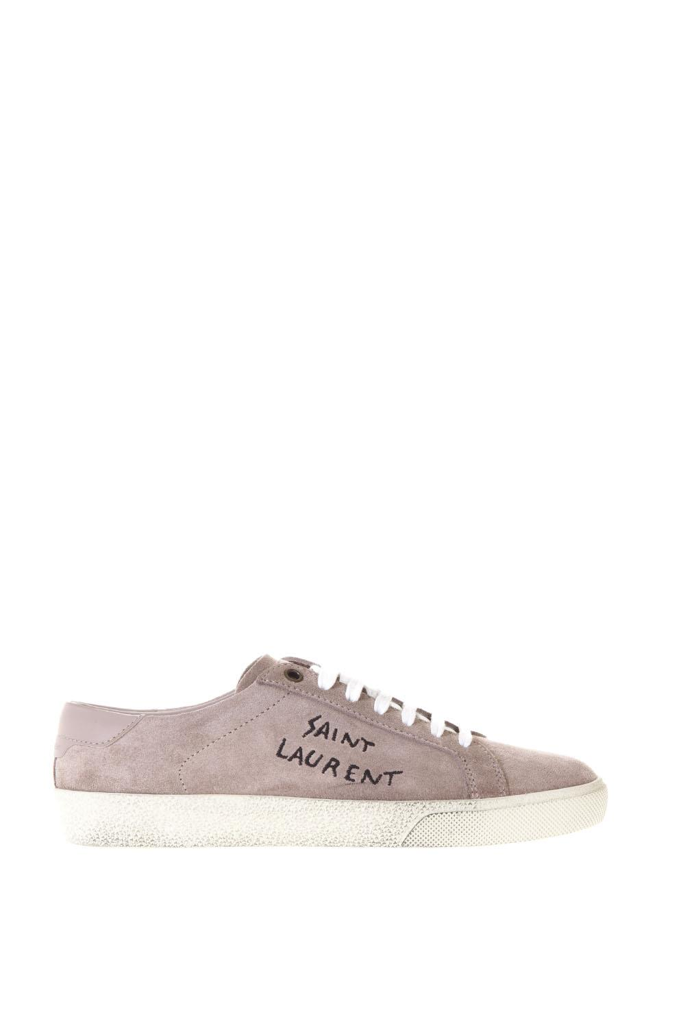 59e2211c87d5 COURT CLASSIC SL 06 ANCIENT ROSE SNEAKERS SS 2018 - SAINT LAURENT -  Boutique Galiano