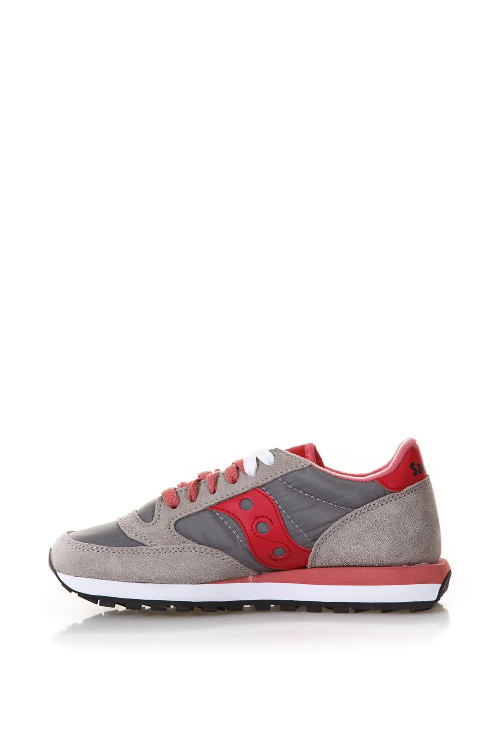 d603d6b26343 JAZZ SNEAKERS COLOR GRAY   RED SS 2018 - SAUCONY - Boutique Galiano
