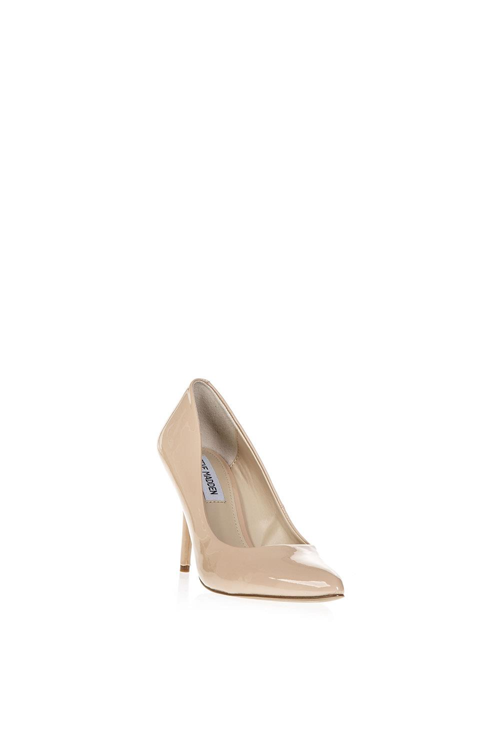 1905cb787 FAUX LEATHER NUDE PUMPS SS 2018 - STEVE MADDEN - Boutique Galiano