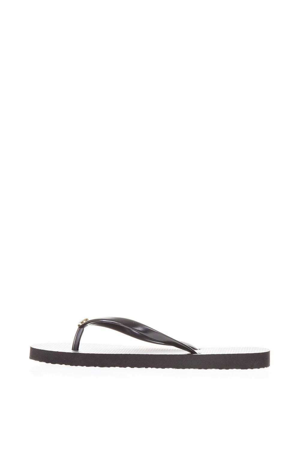 Infradito TORY BURCH - Thin Flip Flop 50008666 Black 009