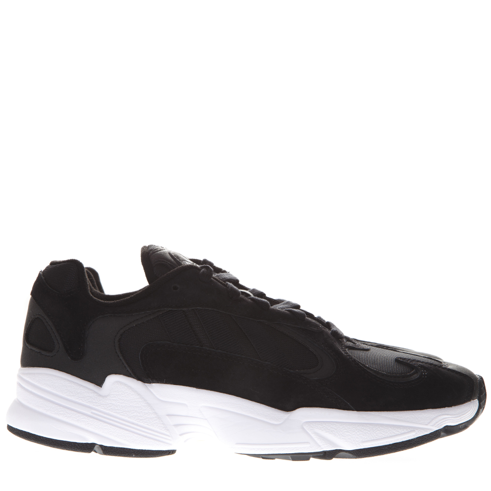 outlet on sale no sale tax innovative design §YUNG CORE BLACK NABUCK SNEAKERS SS19