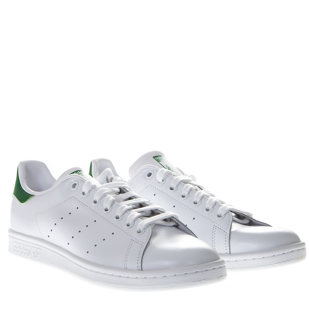 online store 6c246 194af STAN SMITH RECON WHITE LEATHER SNEAKERS SS19