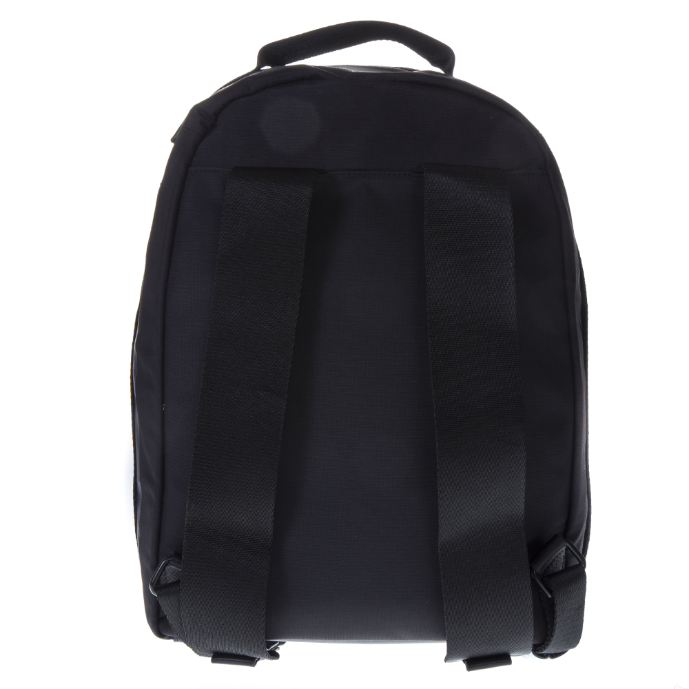 634b78c88f53 UNISEX BLACK FAUX LEATHER BACKPACK SS19 - CALVIN KLEIN ...