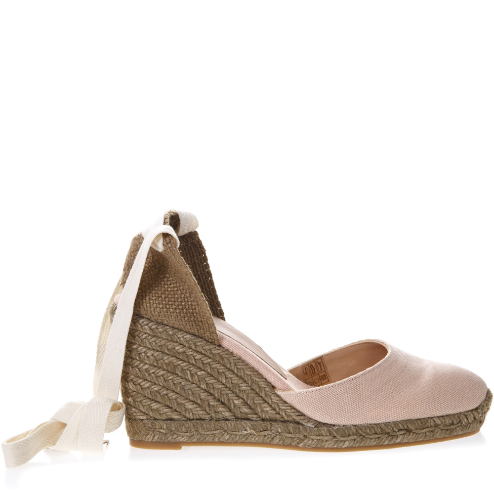 42bcfaade04 ROSE CARINA CANVAS ESPADRILLE WEDGES SS 2019