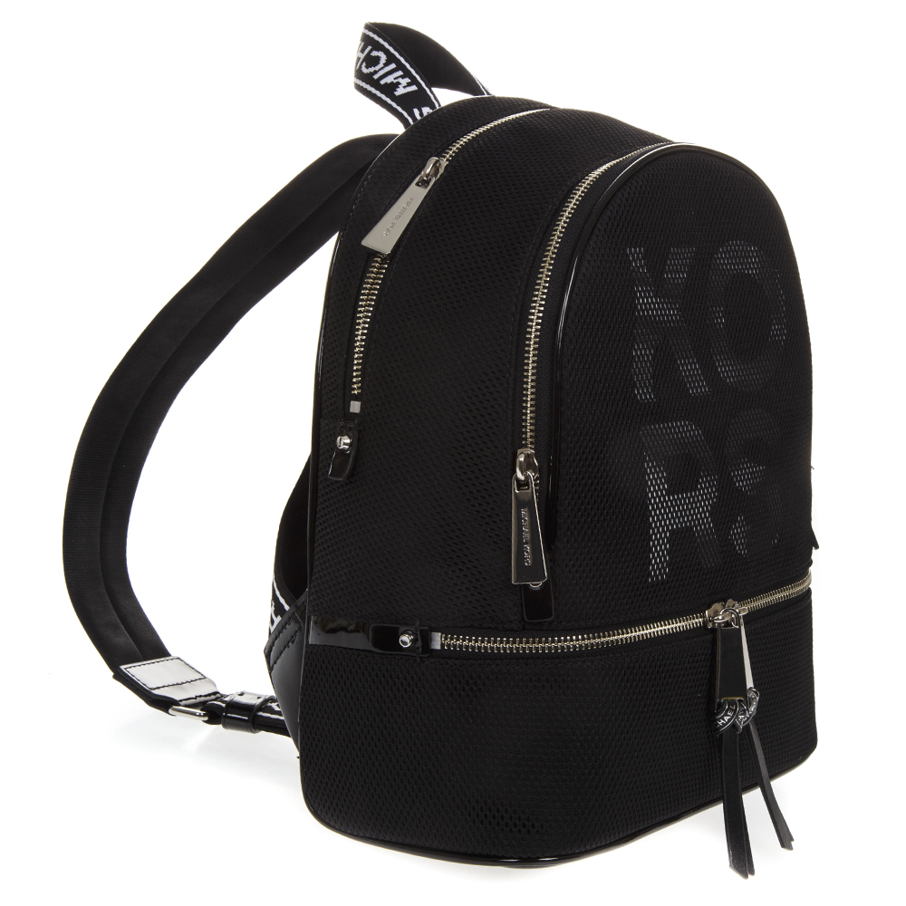 d09cc2f46 Rhea Zip Medium Bicolor Leather Backpack | The Shred Centre