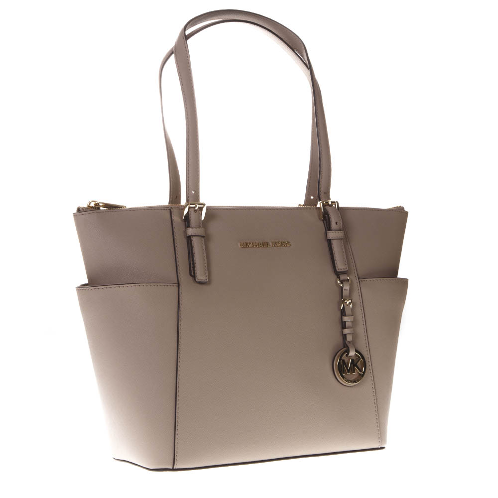 4b259ce2482d CLASSIC TOTE BAG IN TRUFFLE LEATHER SS 2019 - MICHAEL MICHAEL KORS ...