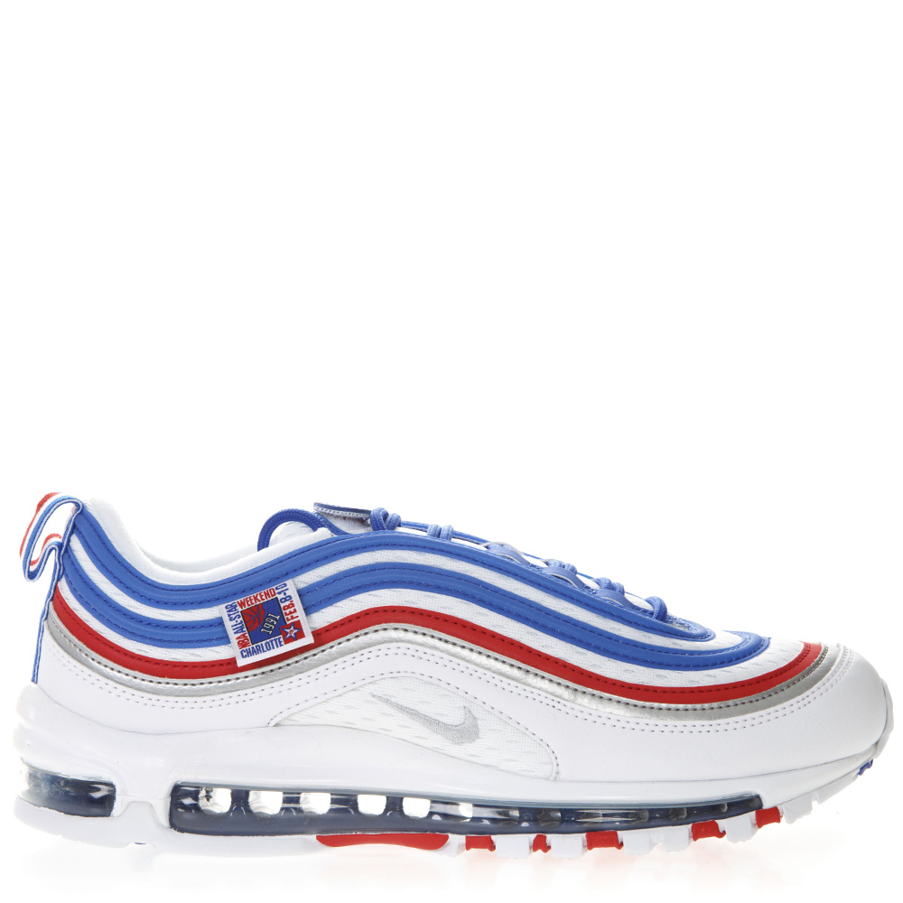 buy popular 133db 7456e AIR MAX 97 SILVER SNEAKERS SS 2019 - NIKE - Boutique Galiano