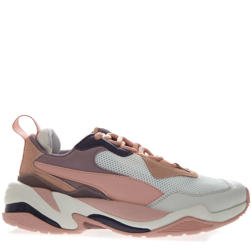 ROSE LEATHER THUNDER SPECTRA SNEAKERS SS