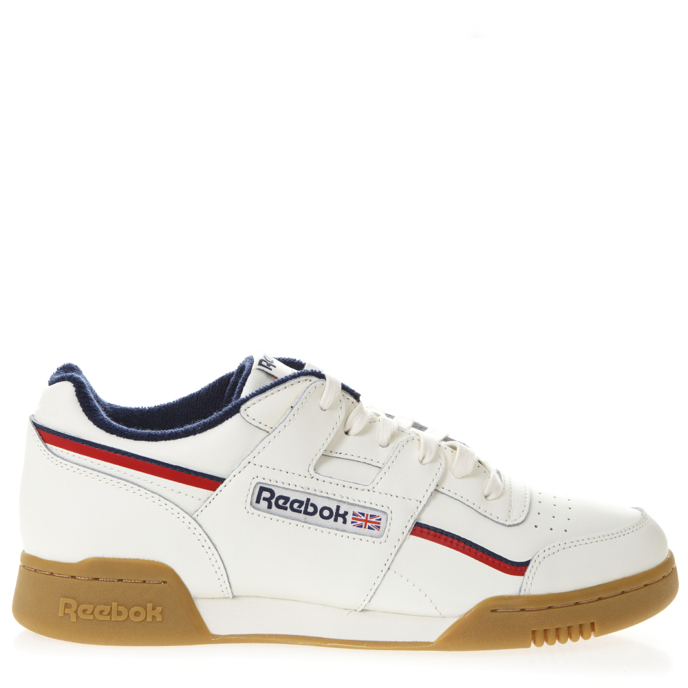 15be849a1294 MULTICOLOR LEATHER WORKOUT SNEAKERS SS 2019 - REEBOK - Boutique Galiano