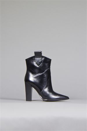 BRUSHED LEATHER BOOT ROBERTO FESTA MILANO | 52 | 10014VITELLONERO